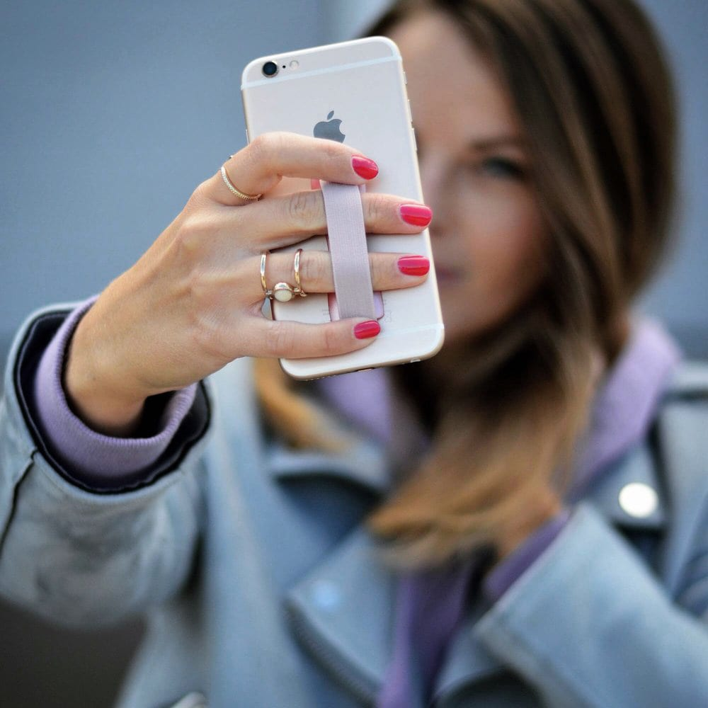 Smartphone Fingerschlaufe