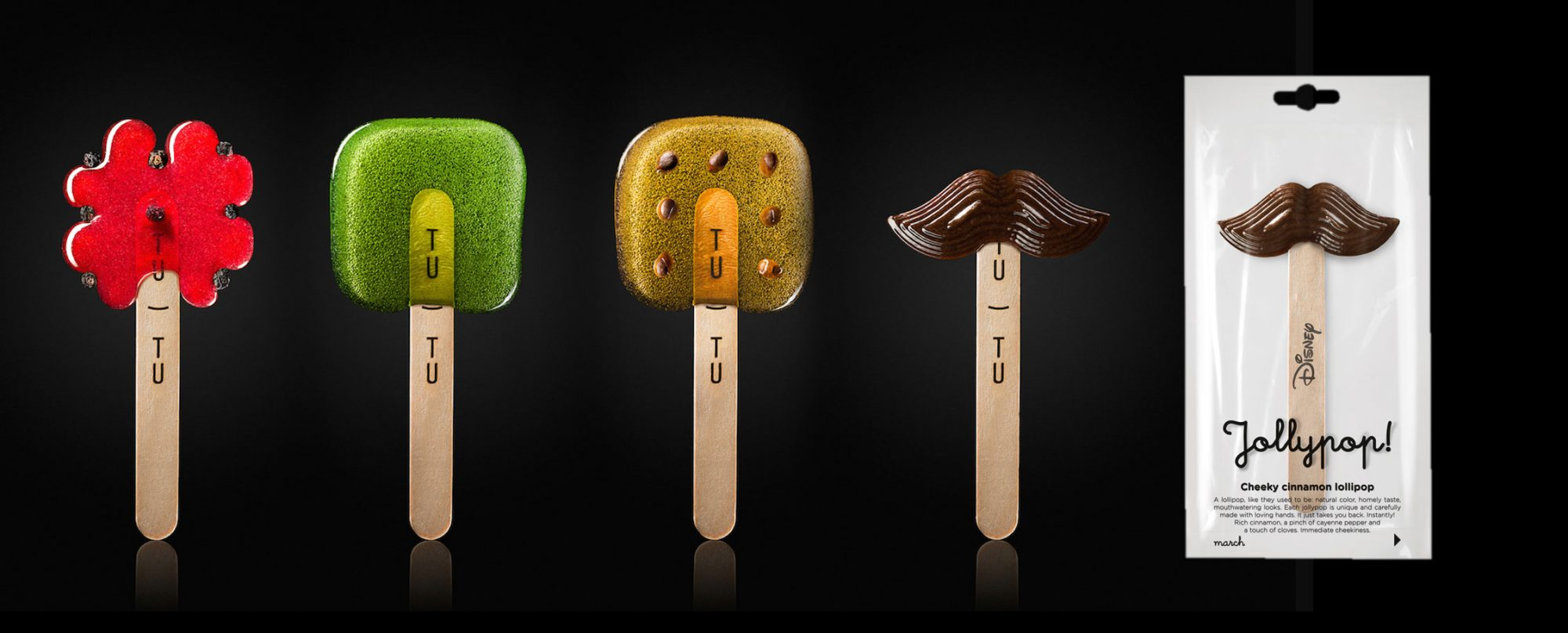 March Lollies