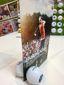 Magnetische Golfbälle