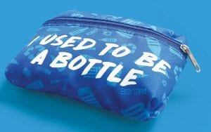 Recycelte Sport- und Beachbag