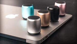 Super-Mini Bluetooth Speaker